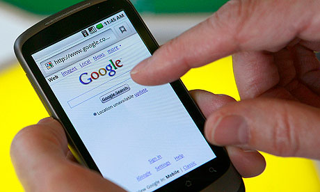 Mobile Searching Trend